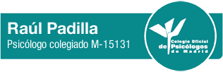 Raul Padilla - psicólogo colegiado M-15131