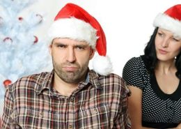 Navidad familia dilema