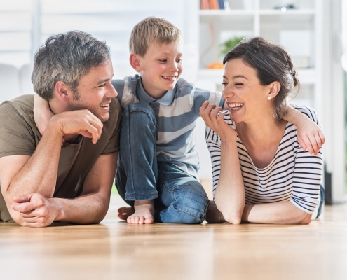 los hijos de tu pareja